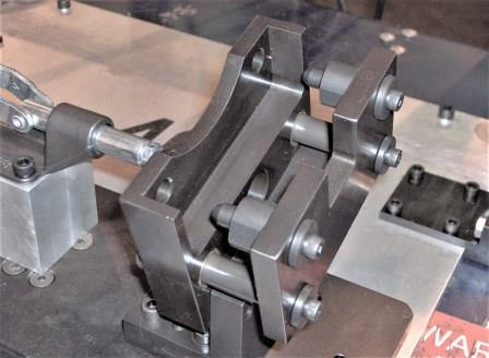 assembly fixture clamping