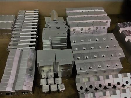 assembly fixtures machined details distribution