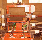 Spot Weld Robotic Automated Fixture
