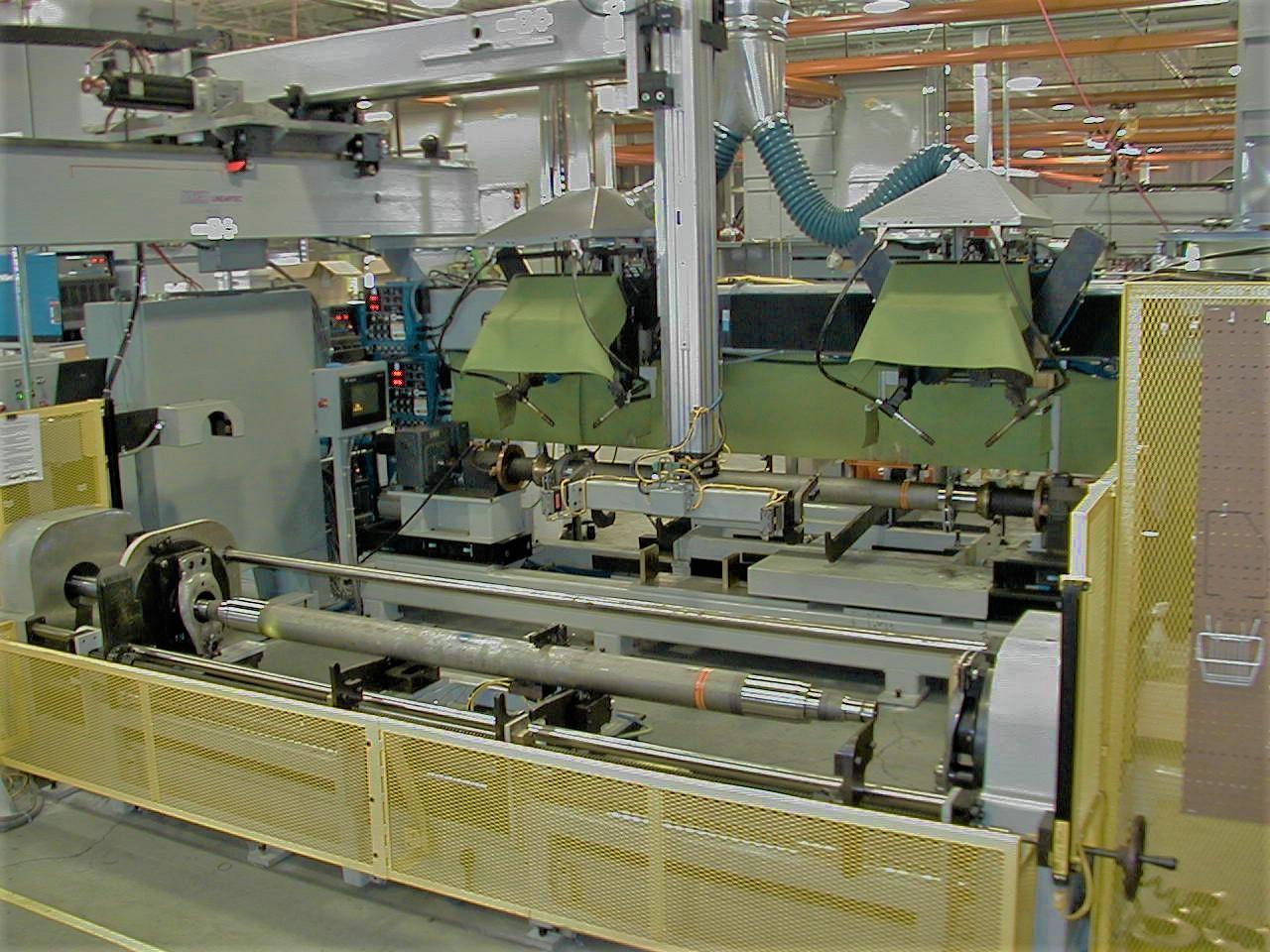 Dedicated Welding Machines
