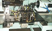 precision holding locating jig spin rivet machine riveting process production efficiency lean