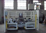 spin rivet complete production assembly cell riveting machine design build integrate install