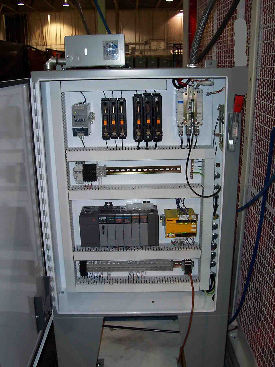 Machine Controls  Hmi  U0026 Plc