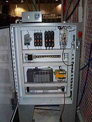Main Electrical Panel and Disconnect