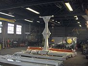 Vertical Stabilization Dolly Assembly