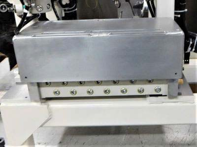 Fabricated Pnuematic Valve Cover