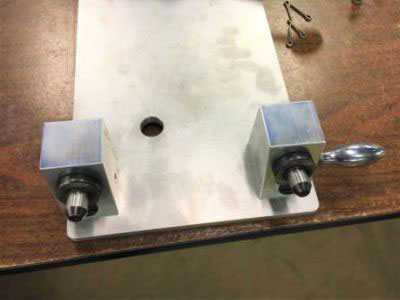 Manufacturing Automotive Assembly Fixture