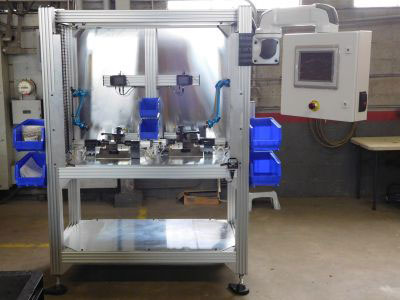 Assembly Machine 80 20 Extrusion Base