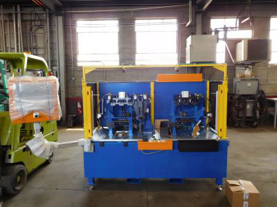 Assembly Machine Custom Designed Fabricated Built Integrated