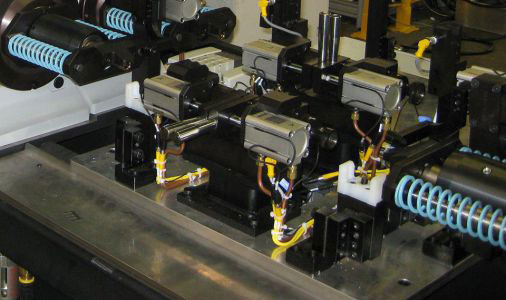Assembly Machine Tooling Controls