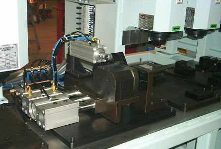 Rivet Machine Tooling