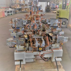 Automated Flexible Weld  Tooling