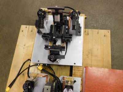 Pneumatic Tooling Plate