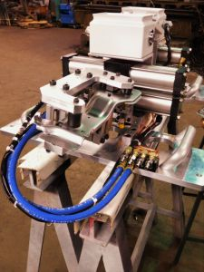 Arc Weld Robotic Change Out Pneumatic